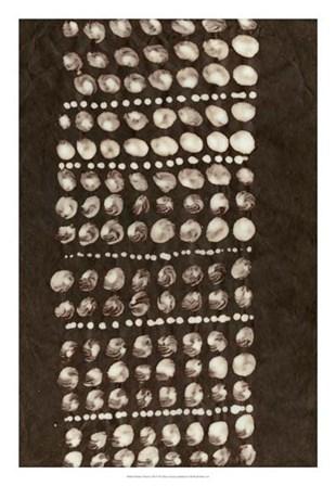 Primitive Patterns VIII by Renee Stramel art print