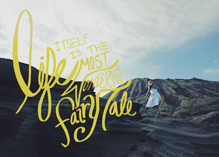 Fairy Tale by Leah Flores art print