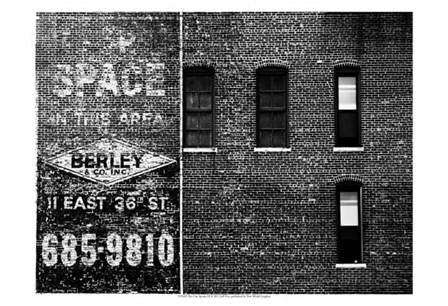 The City Speaks III by Jeff Pica art print