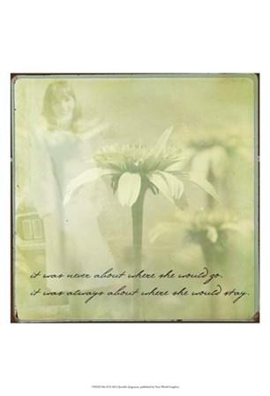 She II by Jennifer Jorgensen art print