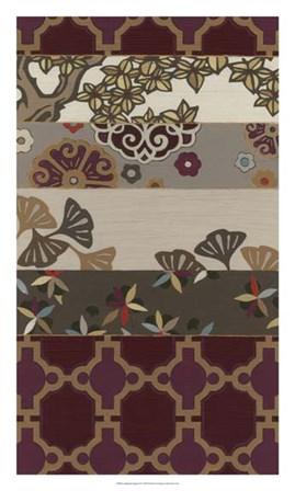Autumnal Tapestry II by June Erica Vess art print