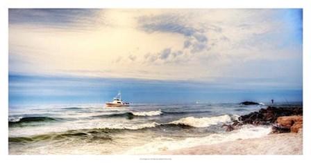 Heading to Sea by Danny Head art print