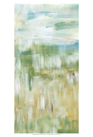 Meadow Memory I by Lisa Choate art print
