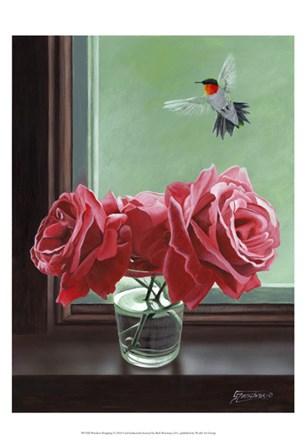 Window Shopping by Fred Szatkowski art print