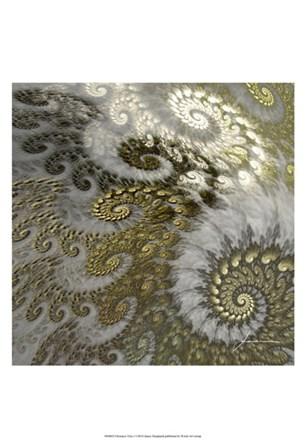 Fibonacci Tiles I by James Burghardt art print