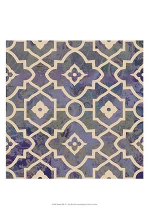 Morocco Tile III by Ricki Mountain art print