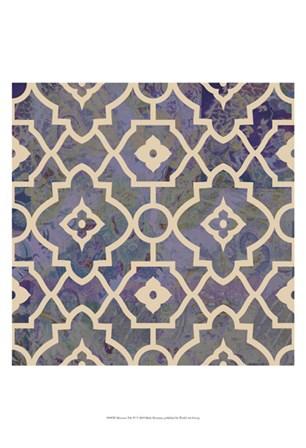 Morocco Tile IV by Ricki Mountain art print