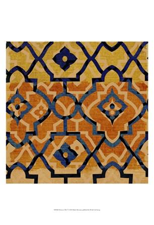 Morocco Tile V by Ricki Mountain art print