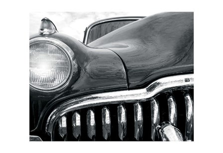 Buick Eight by Richard James art print