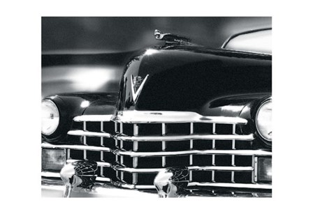 Legends Cadillac by Richard James art print
