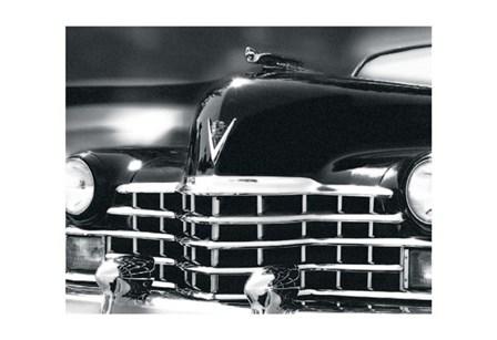 Legends Cadillac by Richard James art print