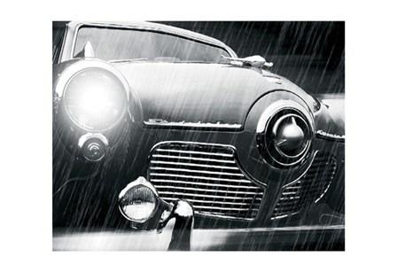 Studebaker Rain by Richard James art print