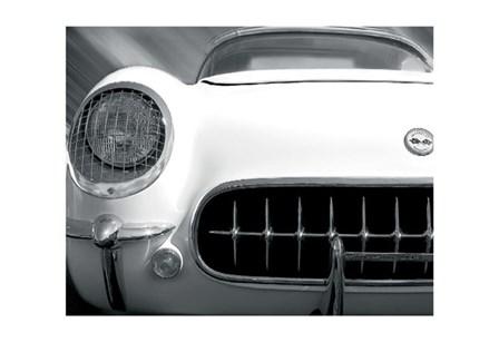 Royal Corvette by Richard James art print