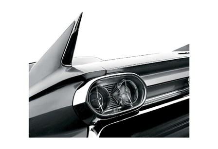 '61 Cadillac by Richard James art print