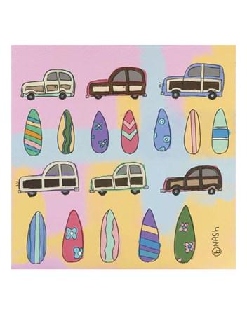 Surf and Turf by Brian Nash art print