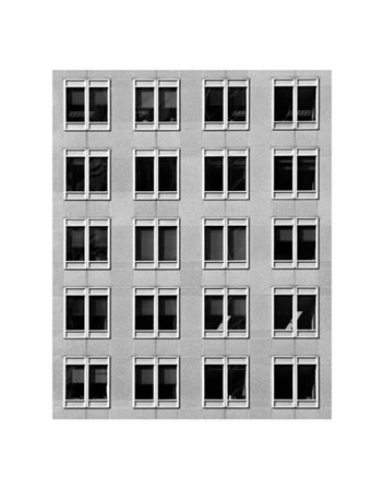 Window 5 by Jeff Pica art print