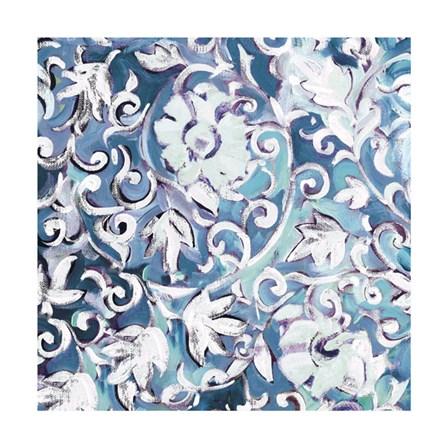 Blue Ivy by Studio Eleven art print