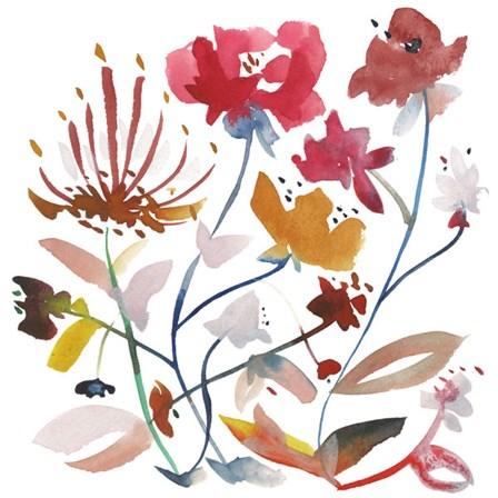 Nouveau Boheme No. 5 by Kiana Mosley art print