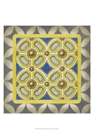 Classic Tile II by Vision Studio art print