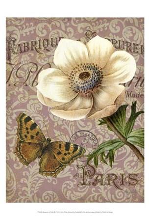 Memories of Paris III by Abby White art print