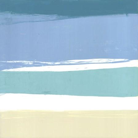 Beach I by Cathe Hendrick art print