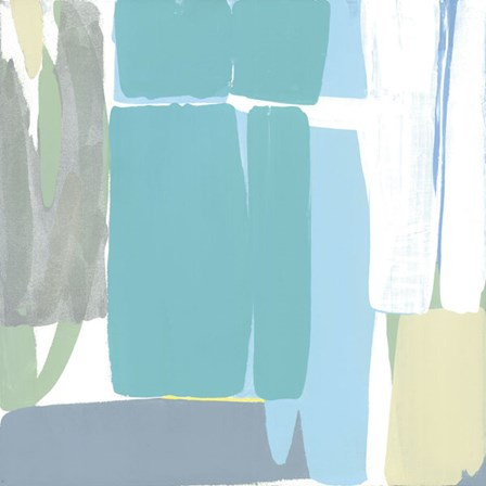 Tropic II by Cathe Hendrick art print