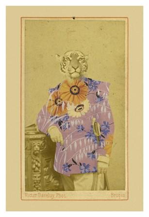 Gustave by Philippe Debongnie art print