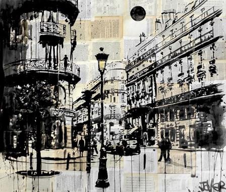French Quarter by Loui Jover art print