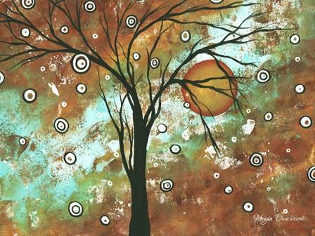 Autumns Eve by Megan Duncanson art print