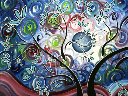 Can't Wait For Spring I by Megan Duncanson art print