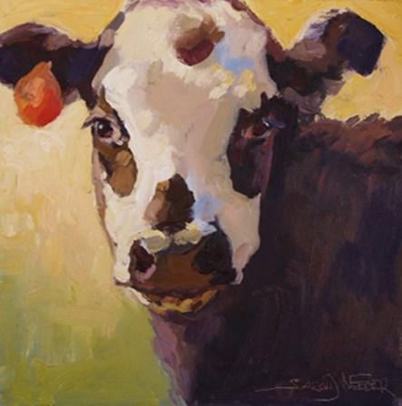 Alfalfa by Sarah Webber art print