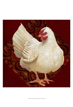 Yard Bird I by Grace Popp art print