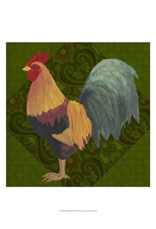 Yard Bird II by Grace Popp art print
