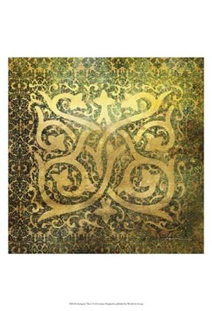 Antiquity Tiles I by James Burghardt art print