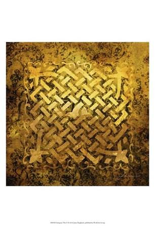 Antiquity Tiles V by James Burghardt art print