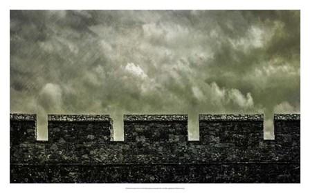 Irish Castle Views I by Richard James art print