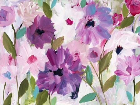 Blossoming by Carrie Schmitt art print