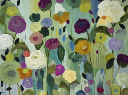 Soul Blossoms by Carrie Schmitt art print