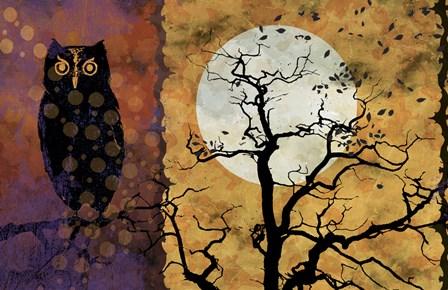 All Hallow's Eve 1I by Art Licensing Studio art print