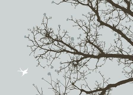 Whimsy Tree by Erin Clark art print