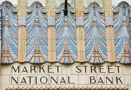 Market Street by Erin Clark art print