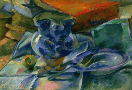 Still Life by Umberto Boccioni art print