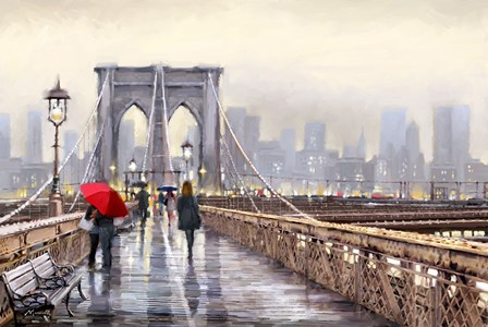 Bridge by The Macneil Studio art print
