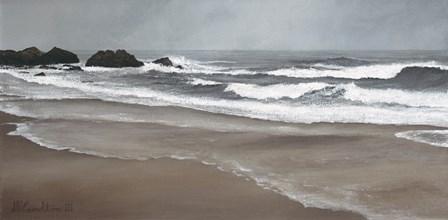 Ocean Beach by David Knowlton art print