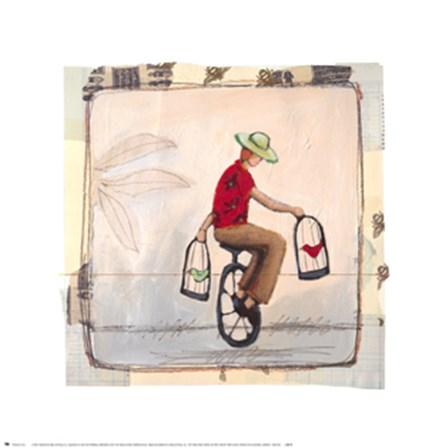 Lifestyles 1 by Maria Eva art print