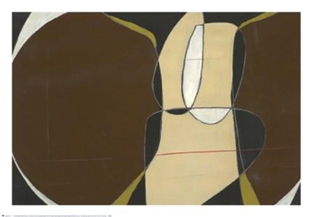 Lucid I by Niro Vasali art print