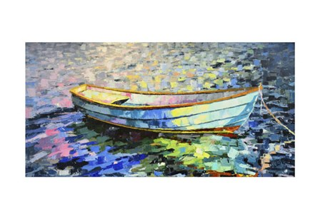 Boat XXI by Kim McAninch art print