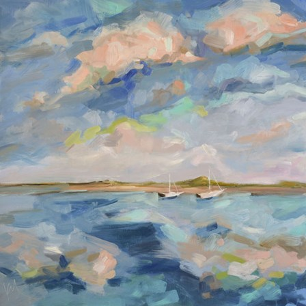 Seascape I by Kim McAninch art print