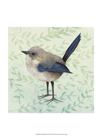 Little Bird III by Grace Popp art print