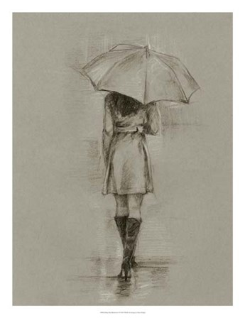 Rainy Day Rendezvous I by Ethan Harper art print